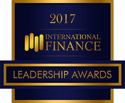 International Finance Leadership Awards 2017