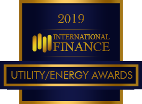 International Finance Utility Awards 2019